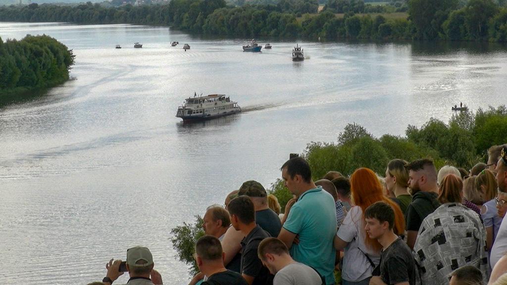 В Коломне отметили День ВМФ - 2021