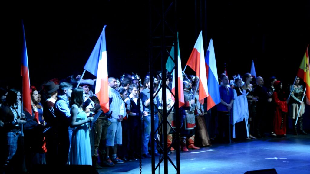 Чемпионат мира по артистическому фехтованию 2016