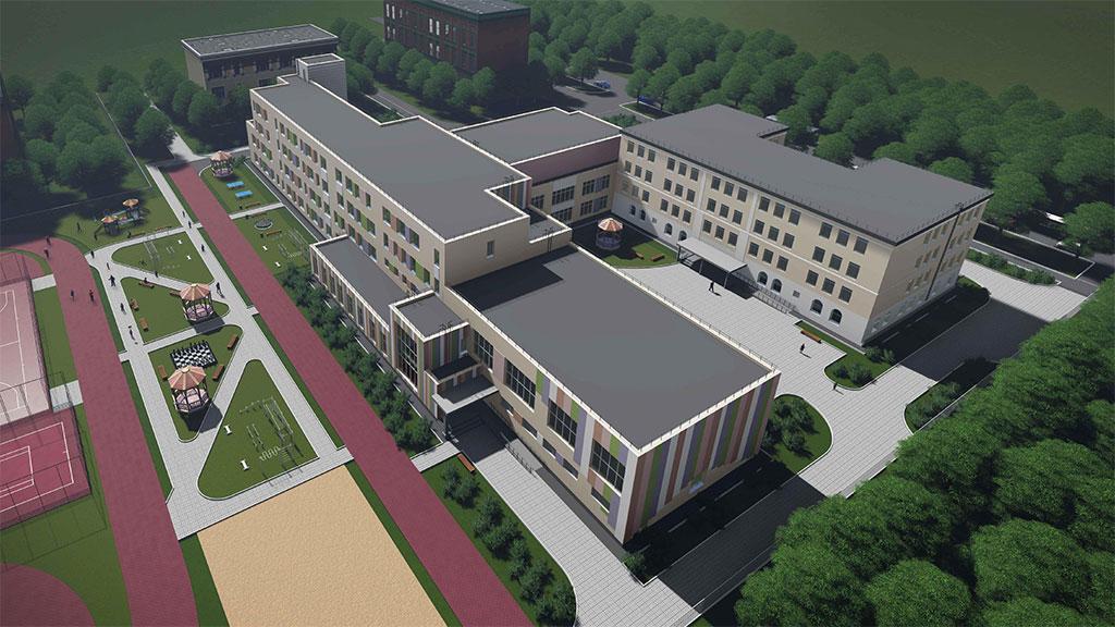 Планы по строительству школ в округе