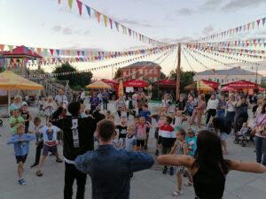 Мероприятия на Житной площади
